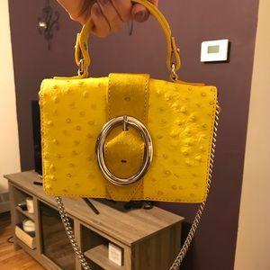 🚨FLASH SALE🚨 Rare leather banana republic purse